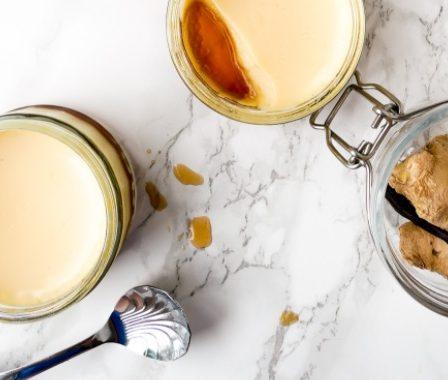 Crème gingembre