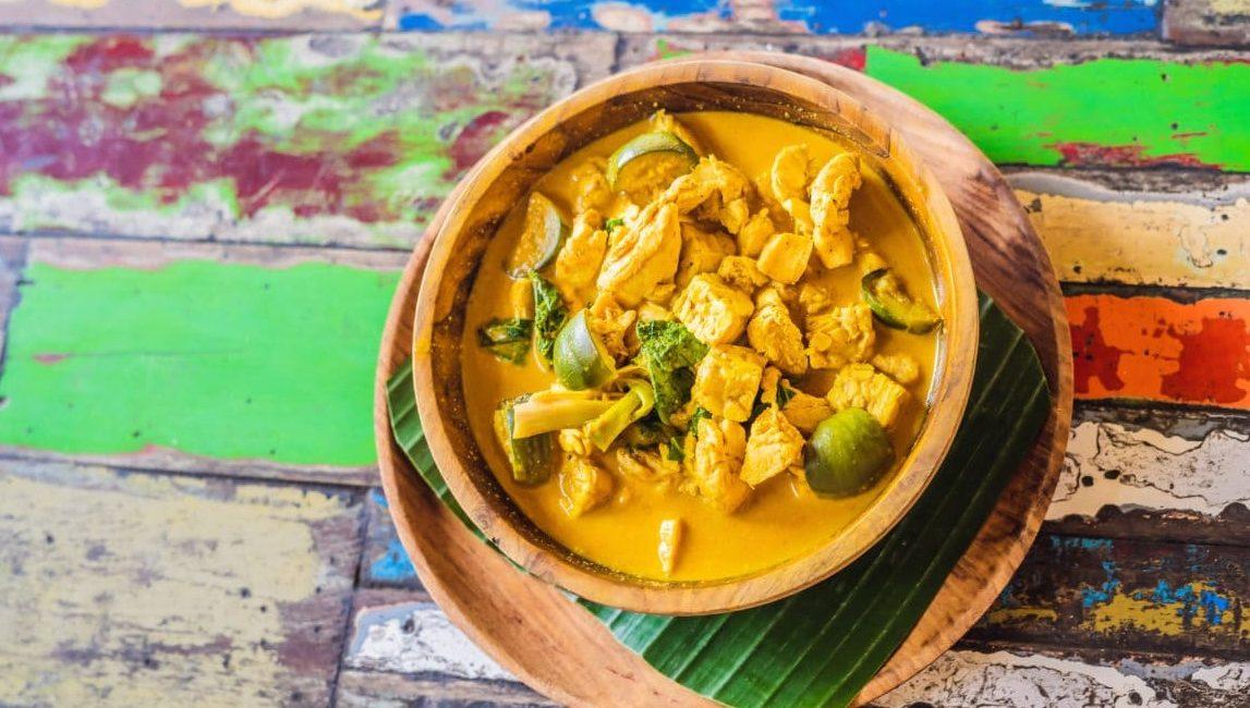 Tofu courgettes et citron vert