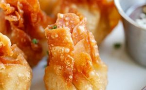 Wonton crevettes